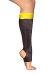 Two-Tone Spandex Spats